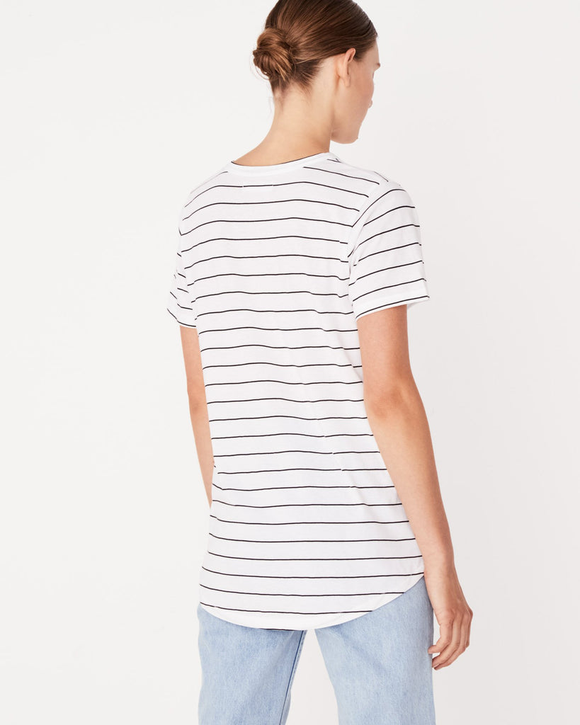 Assembly Label Everyday Tee Vanna Stripe