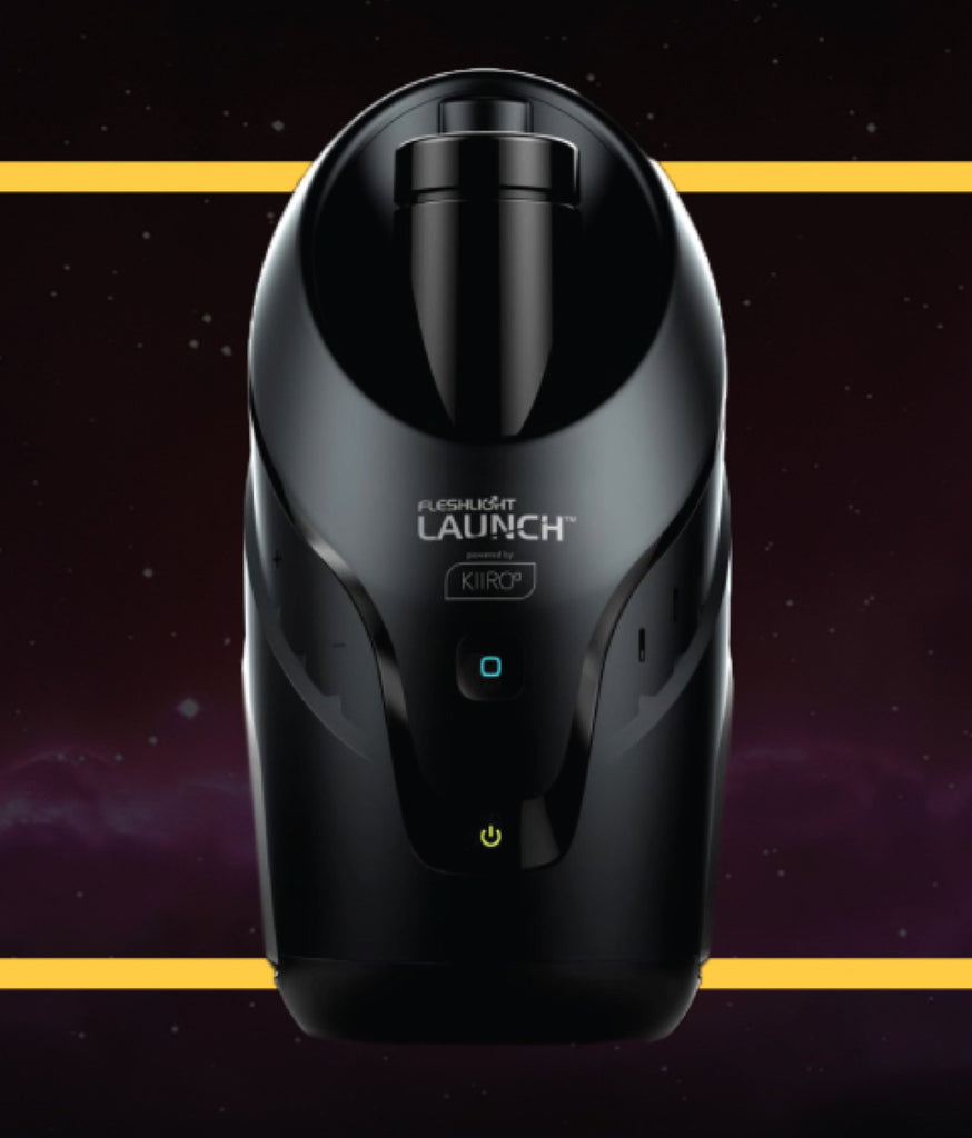 The Fleshlight Launch Powered by Kiiroo