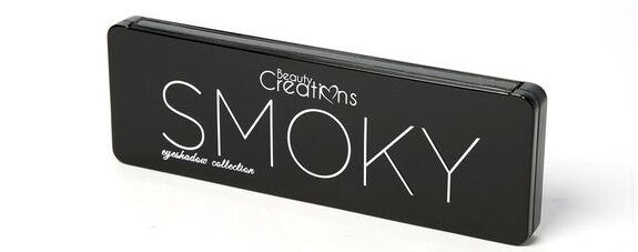 Beauty Creations Cosmetics SMOKEY EYESHADOW PALETTE - Kurves By Kimi