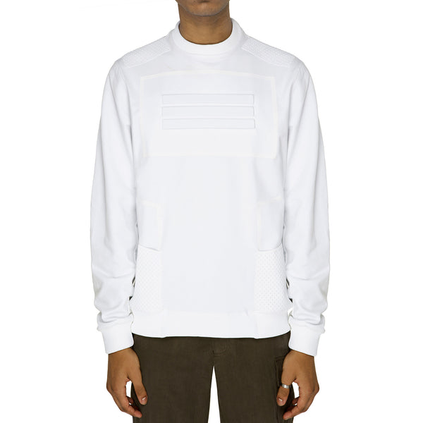 """Renaissance"" White Sweater"