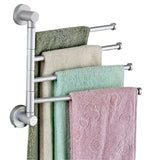 Stainless Steel Rotating Towel Rail