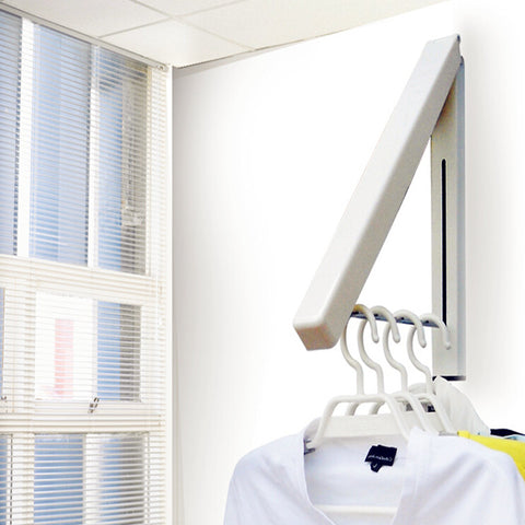 2016 living room furniture coat rack home furniture Multifunctional fashion wall hangers folding drying rack coat rack B style