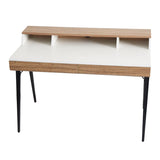 Nordic Style Wooden Workstation with Drawer