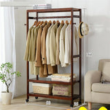 Na Ubrania Colgador Ropa Aski Kleerhanger Decorativos Pared Wooden Cintre Perchero De Pie Cabide Wieszak Coat Rack Clothes Stand