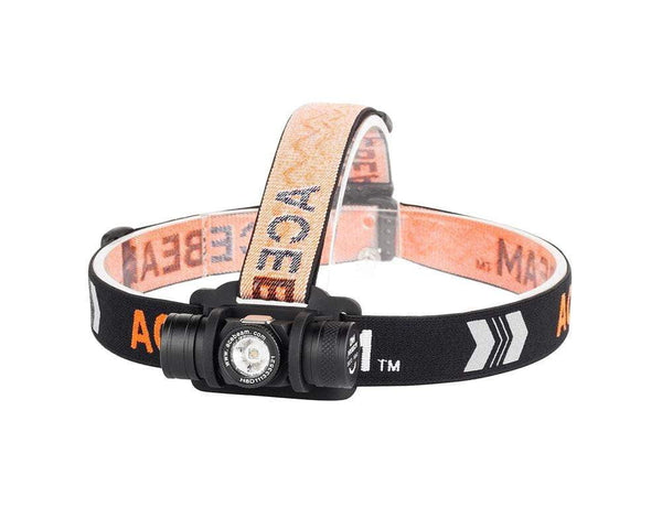 ** NOW HERE ** Acebeam H40 - 1050 Lumens HEADLAMP - 5 Years Warranty - true-talon
