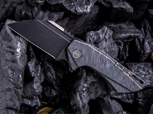 ** NOW HERE ** WE Knives Roxi - 820 - M390 Blade - NEW COLORS - True Talon
