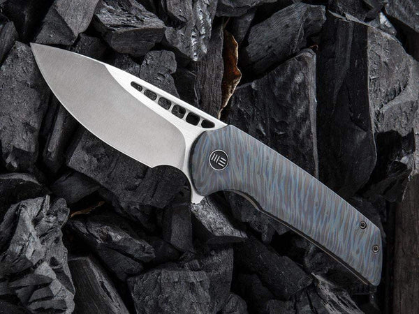 ** NOW HERE ** - WE Knives - 911 MALICE - M390 Blade - Titanium Handle - True Talon