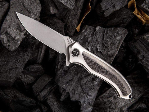 ** NOW HERE ** LIMITED EDITION - WE Knives Anodyne - 914 - S35VN Blade - Integral Handle - true-talon
