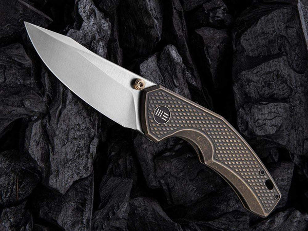** NOW HERE ** WE Knife - 917 Gnar - S35VN Blade, Folders, WE KNIFE