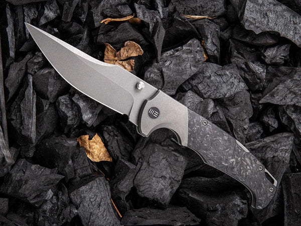 ** COMING SOON ** WE Knife - 9202 Blocao - S35VN Blade - Carbon Fiber Inserts - True Talon