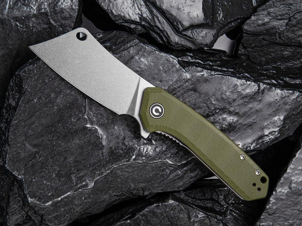 ** HERE NOW ** CIVIVI - C2011 Mini Mastodon - 2.97 inch 9Cr blade - G10 Handle - True Talon