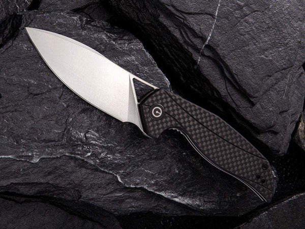 ** NOW HERE ** CIVIVI - C903 ANTHROPOS - D2 Blade - Carbon Fiber - G10 FUSED Handle - True Talon