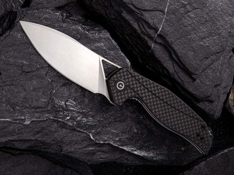 ** COMING SOON ** CIVIVI - C903 ANTHROPOS - D2 Blade - Carbon Fiber - G10 FUSED Handle - True Talon