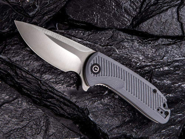 ** NOW HERE ** CIVIVI - 906 DURUS - D2 Blade - G10 Handle - true-talon
