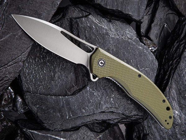 ** NOW HERE ** CIVIVI - C915 - VEXER - Black, Tan or Green G10 handle - True Talon