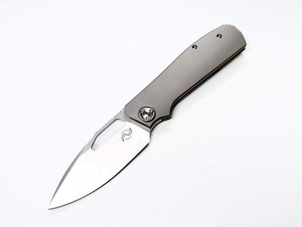 ** NOW HERE ** Liong Mah - FIELD DUTY - M390 Blade, Folders, Liong Mah Designs