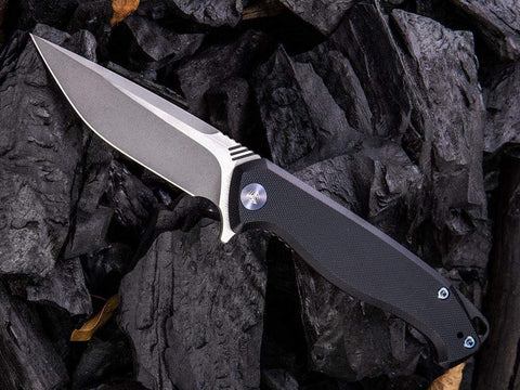 ** NOW HERE ** WE Knives - 818 STREAK - M390 Blade - G10 Handle - True Talon