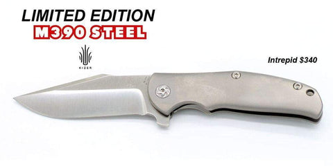 Kizer Ki3468 - Mini Intrepid M390 Knife - Limited Edition - True Talon
