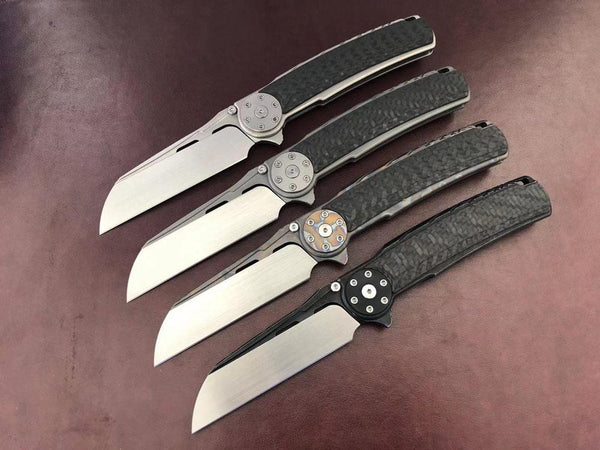 ** COMING SOON ** Reate Knives - J.A.C.K. 2.0 - INTEGRAL HANDLE