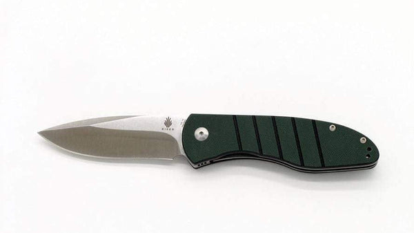 ***$70 Special*** - Kizer V4478A2 - Vanguard Velox 2 Knife - VG10 Blade - Green Handle - True Talon