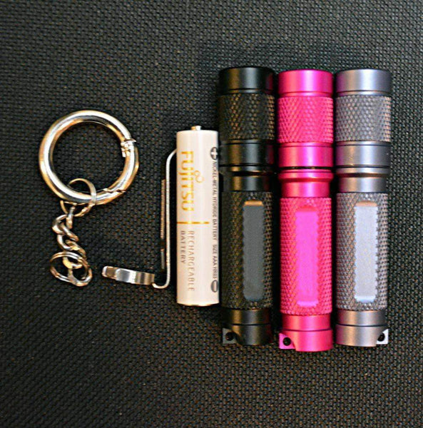 150 Lumen AAA Flashlight - 5 Years Warranty - True Talon