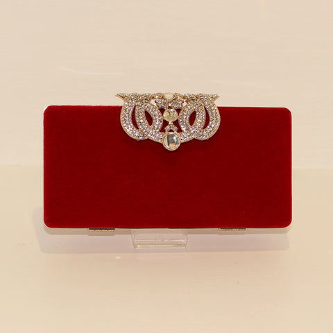Grace Box Clutch