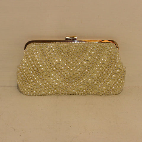 Pearl Purse - Chevron