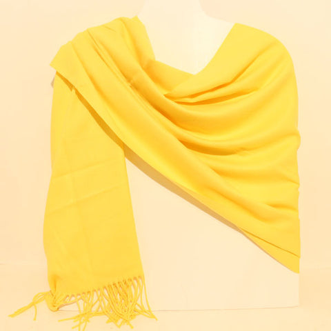Aggie Cashmere Mix - Lemon