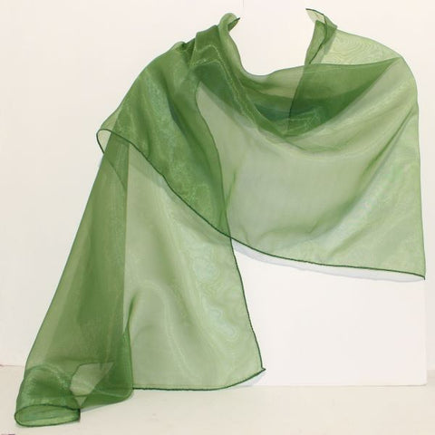 Sheer Wrap - Leaf