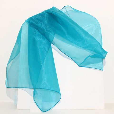 Sheer Wrap - Azure