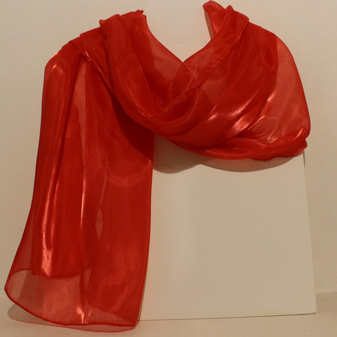 Slinky Wrap - Red