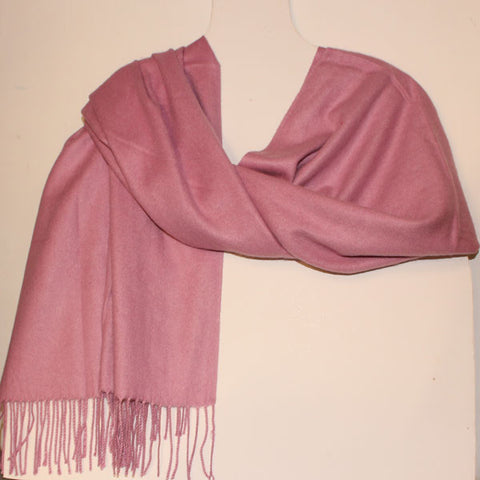 Aggie Cashmere Mix - Rose