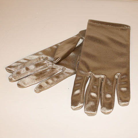 Short Gloves - Taupe