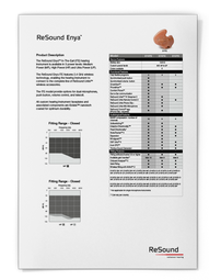 Enya ITE Data Sheet