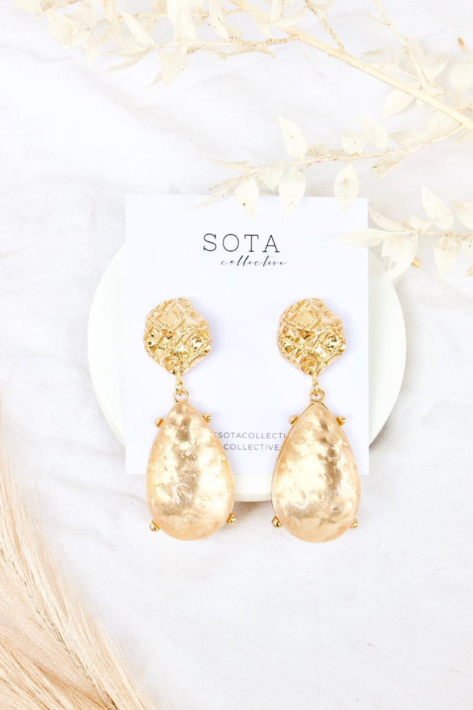 The Sota Collective Delora Earring - Sooki Boutique