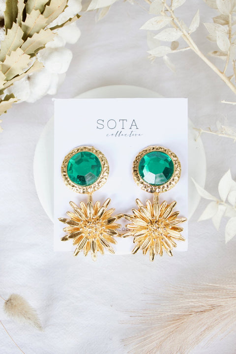 The Sota Collective Monique Earring - Sooki Boutique