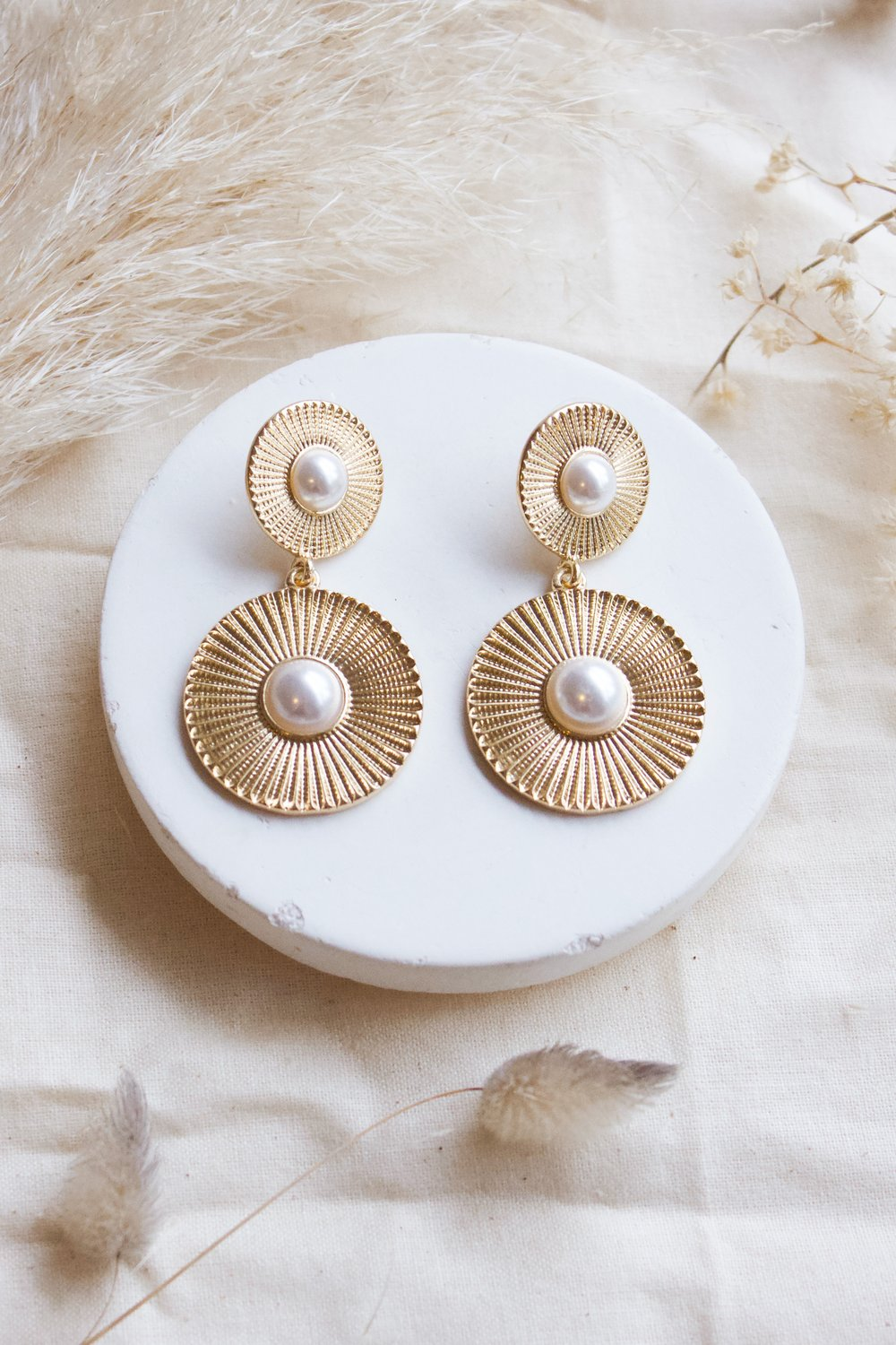 The Sota Collective Ottilia Earring - Sooki Boutique