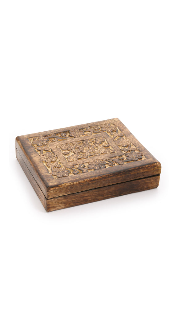 Discontinued Samantha Wills Wooden Carved Jewellery/bracelet Boxes - Sooki Boutique