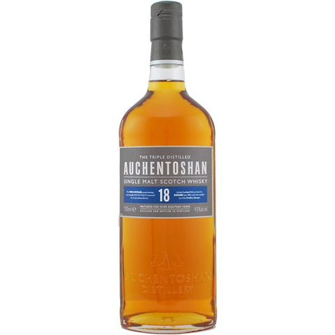 Auchentoshan Single Malt, 18 yo; Scotch Whisky