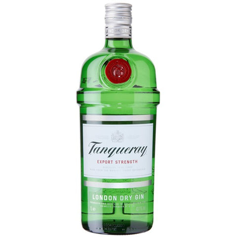 Tanqueray 47,3; London Dry Gin, 1 Liter