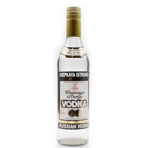 Krepkaya Vodka (strong)