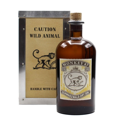Monkey 47 Distillers Cut; 2017