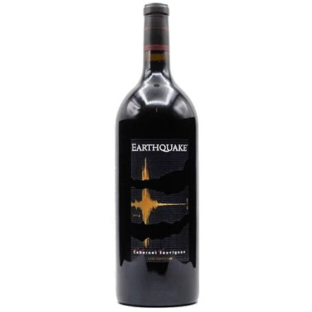 Michael David, Earthquake Cab. Sauvignon MAGNUM; Lodi (2014)