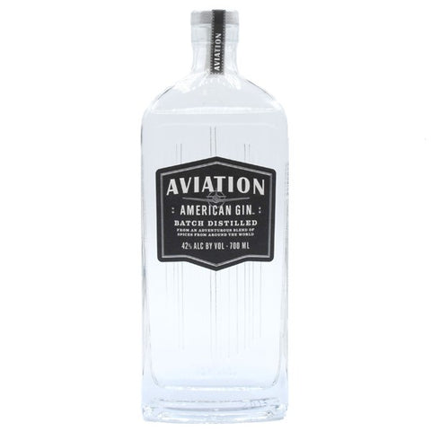 Aviation Gin, Batch Distilled