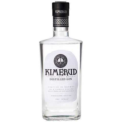 Kimerud Finest Small Batch Gin; Norwegen