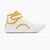 JO-18 Hi Top | Womens | Yellow/White