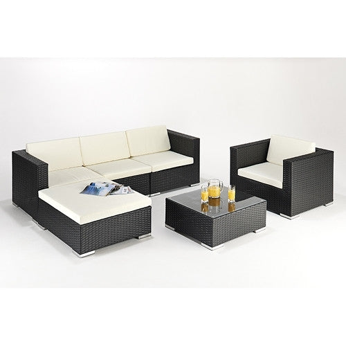 Rattan Special Corner Sofa Set - Awnings Direct