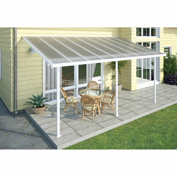 Aluminium Patio Cover - Awnings Direct