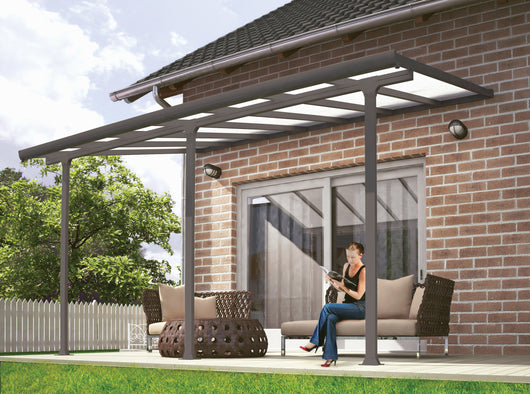 Aluminium Patio Cover – Awnings Direct