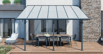 Sierra Aluminium Patio Covers